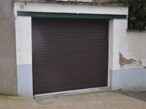 Porte de garage_enroulable